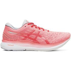 asics Evoride Shoes Women sun coral/flash coral